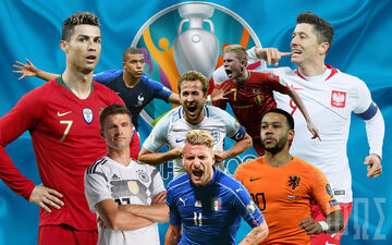 Euro 2020: Οι προβολείς πάνω στα αστέρια Κέιν, Μίλερ, Ρονάλντο, Ντε Μπρόινε, Εμπαπέ