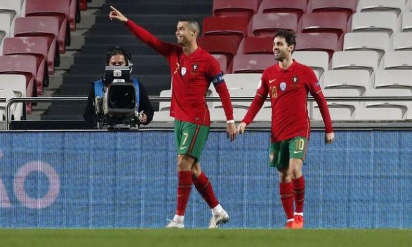 Φιλική τεσσάρα (4-0) της Πορτογαλίας στο Ισραήλ (Ηighlights)