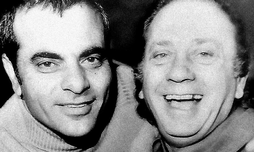 Όταν ο Ζαμπέτας επισκέφθηκε Καζαντζίδη-Μαρινέλλα: Τι είπε η γυναίκα του για το νιόπαντρο ζευγάρι