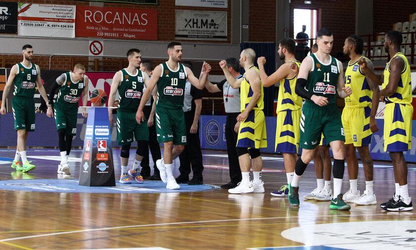 Λαύριο - Παναθηναϊκός 66-82: Πρωταθλητής Ελλάδας o ΠΑΟ με νίκες 3-1 (highlights)