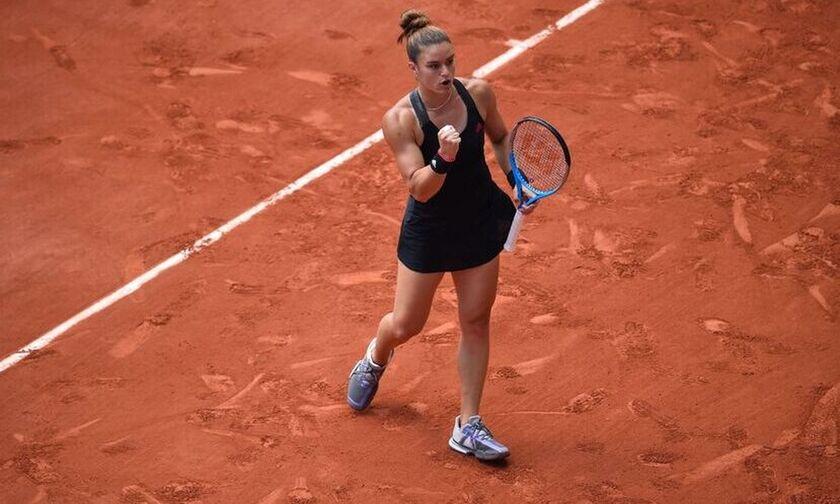 Μαρία Σάκκαρη: Θα έφτανε στο νούμερο 9 της παγκόσμιας κατάταξης εάν κατακτούσε το Roland Garros