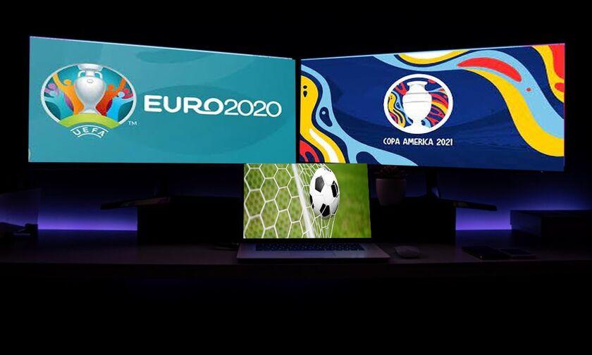 Euro 2020 - Copa America 2021: Ο απόλυτος τηλεοπτικός οδηγός – Πού και πότε θα δούμε, τι…
