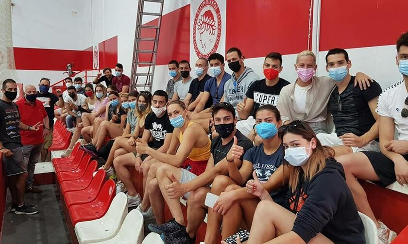 Ολυμπιακός: Θα σηκώσει το 62ο πρωτάθλημα μέσα στο Ποσειδώνιο στη Θεσσαλονίκη