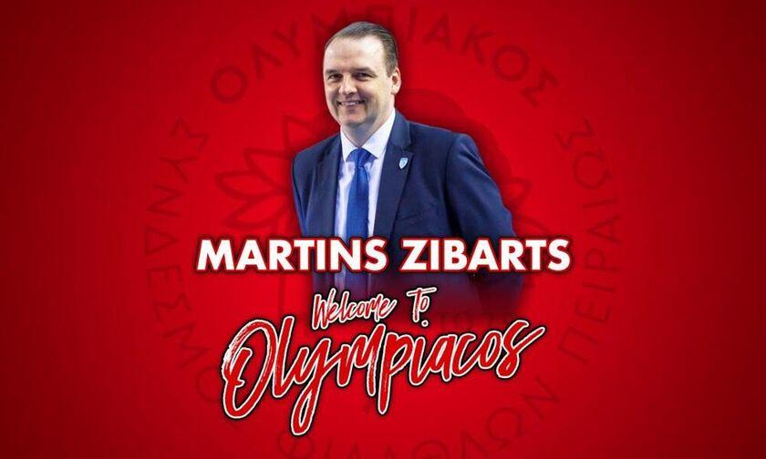 Ολυμπιακός: Νέος προπονητής ο Ζίμπαρτς