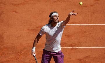 Roland Garros: Πότε είναι ο τελικός του Τσιτσιπά – Το κανάλι και η ώρα