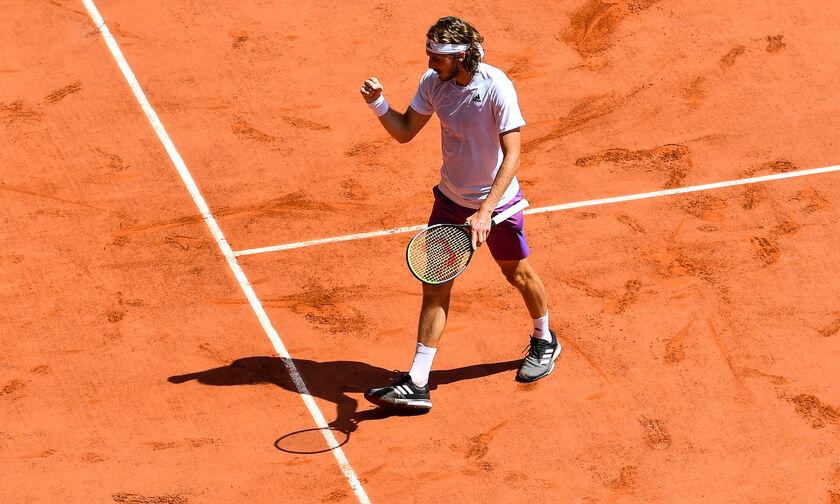 Roland Garros: Αποθέωσε τον Τσιτσιπά ο Σέρχιο Ράμος