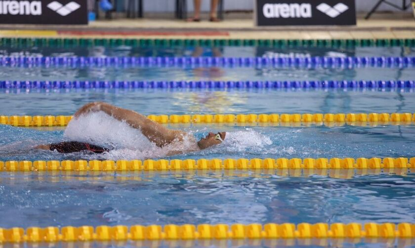 Κολύμβηση: Χρυσό μετάλλιο ο Χρήστου (vids)