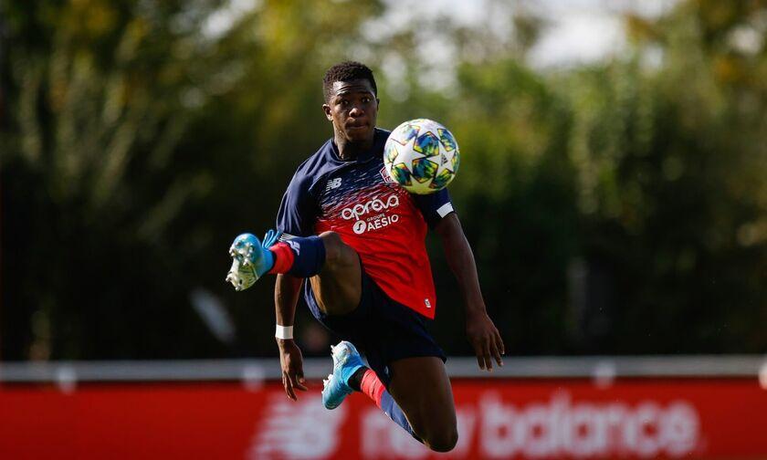 Το πρώτο γκολ του Αγκιμπού Καμαρά με την εθνική Γουινέας (vid)