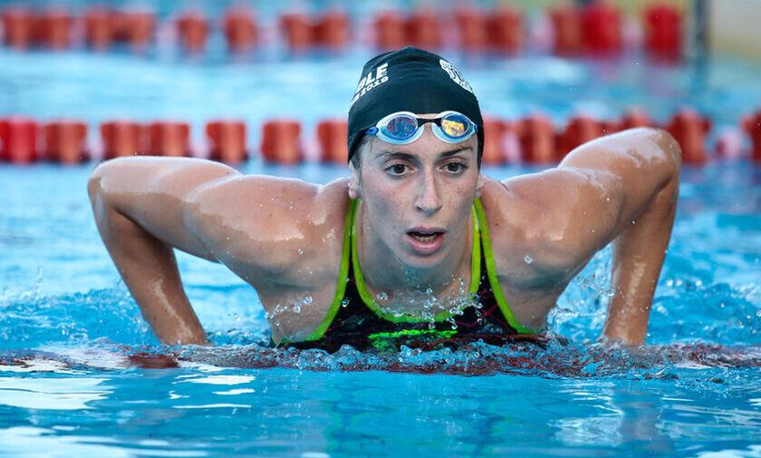 Κολύμβηση: Πρωταθλήτρια Ελλάδας η Ντουντουνάκη (vid)