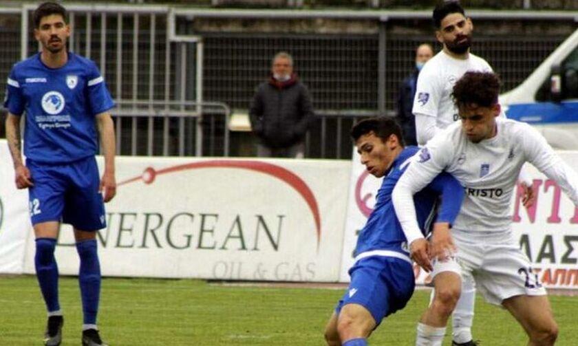 Football League: Δύο αναμετρήσεις σε Βόλο και Βέροια