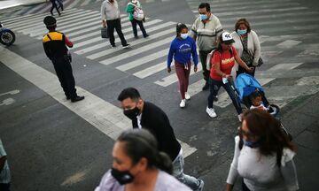 Μεξικό: Εκτιμάται ότι το ένα τέταρτο του πληθυσμού έχει μολυνθεί από τον νέο κορονοϊό