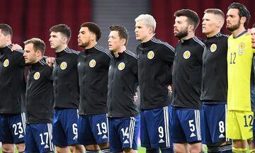Euro 2020: Δεν θα γονατίζουν πριν από τα ματς οι παίκτες της Εθνικής Σκωτίας
