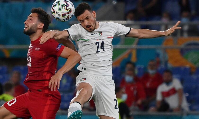 Euro 2020: Δεν παίζει κόντρα στην Ελβετία ο Φλορέντσι