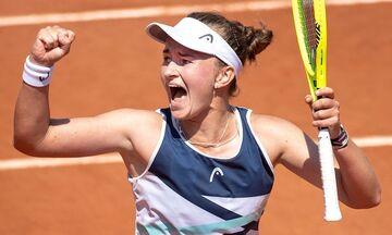 Roland Garros: Σήκωσε την κούπα η Κρεϊτσίκοβα, 2-1 την Παβλιουτσένκοβα! (highlights)