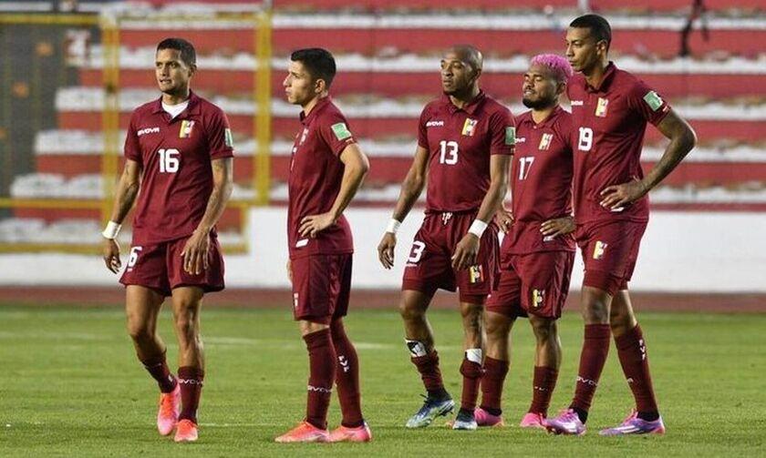 Copa America: Η Βενεζουέλα είχε 12 κρούσματα κορονοϊού προπαραμονή του αγώνα με τη Βραζιλία!