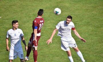 Football League: Η Βέροια νίκησε 2-0 στο ντέρμπι την Καβάλα (vid)