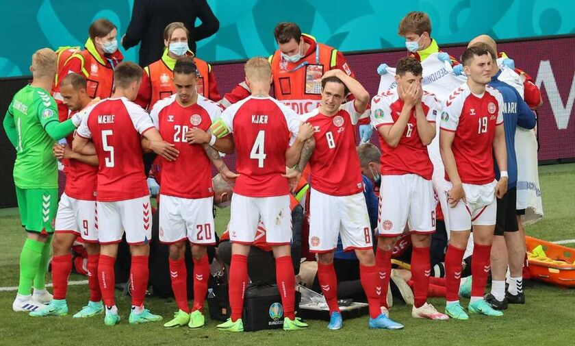 Δανία - Φινλανδία 0-1: Την έκπληξη η «Σταχτοπούτα», τη νίκη ο Έρικσεν! (highlights)