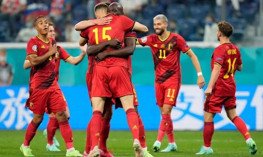 Βέλγιο - Ρωσία 3-0: Επίδειξη δύναμης οι «κόκκινοι διάβολοι»(highlights)