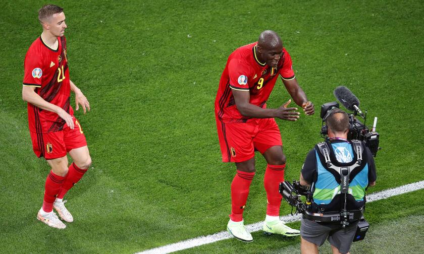 Εuro: «Κρις σ' αγαπώ» φώναξε ο Λουκάκου μετά το γκολ του, αφιερώνοντας το στον Κρίστιαν Έρικσεν!