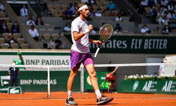 Τένις: Οι αποδόσεις των μπουκ για τον τελικό του Τσιτσιπά με τον Τζόκοβιτς