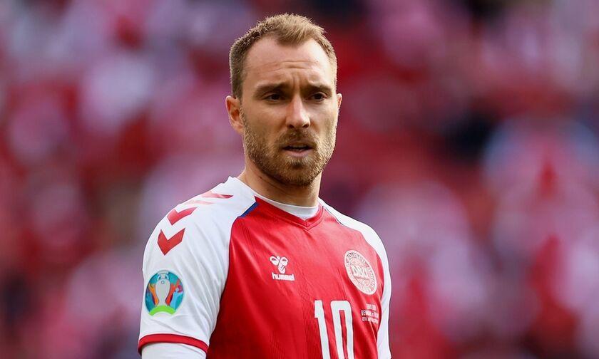 Κρίστιαν Έρικσεν: O ξένος Τύπος στο πλευρό του Δανού ποδοσφαιριστή