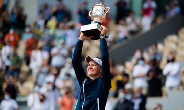 Roland Garros: Η Κρεϊτσίκοβα πήρε και το «διπλό» γυναικών