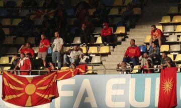 Βόρεια Μακεδονία: Η κρατική τηλεόραση αποκαλεί την εθνική ομάδα ποδοσφαίρου και τη χώρα «Μακεδονία»