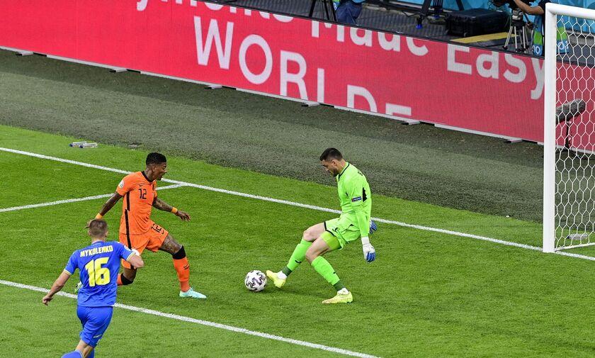 Ολλανδία - Ουκρανία 3-2: Όλα τα γκολ της συγκλονιστικής αναμέτρησης (vids)