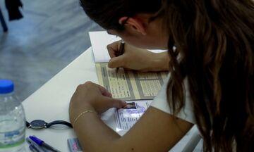 Πανελλήνιες 2021: Αυλαία με Νεοελληνική Γλώσσα και Λογοτεχνία - Νέα μέτρα και αλλαγές