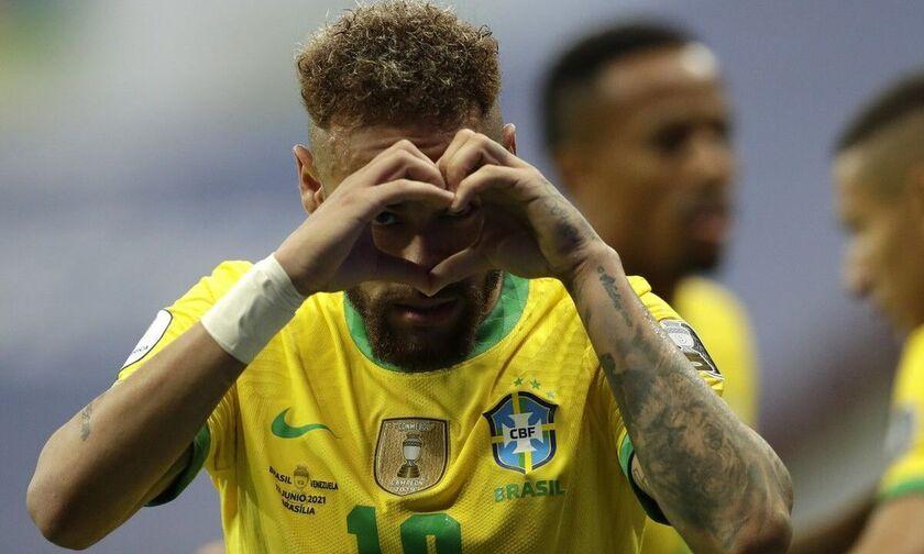 Copa America 2021: Νίκες για Βραζιλία και Κολομβία (vids)