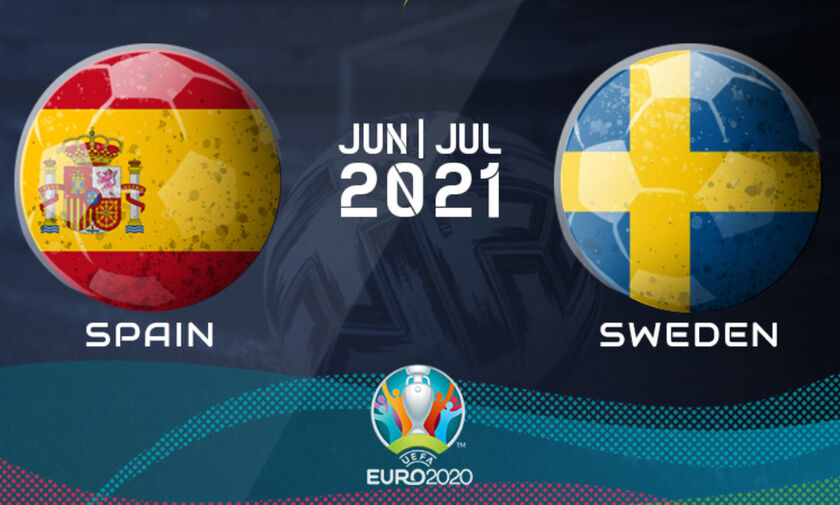 Live Streaming: Ισπανία - Σουηδία (22:00)