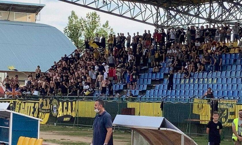 Ορφέας Ξάνθης για το μπαράζ στην Καρδίτσα: «2021 και 2000 κόσμο στο γήπεδο»