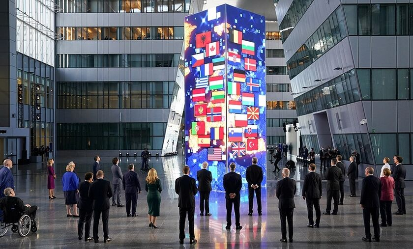 Σύνοδος ΝΑΤΟ: «Απειλή» η Μόσχα, «πρόκληση» το Πεκίνο