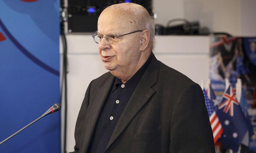 Βασιλακόπουλος: «Στόχος του Αυγενάκη να καθυποτάξει τις ομοσπονδίες σε ασφυκτικό έλεγχο»