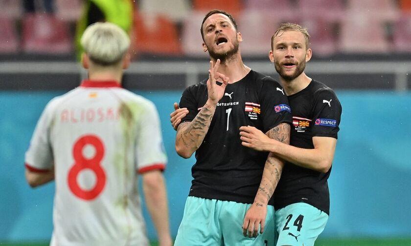 Euro 2020: Οι χυδαιότητες και η συγνώμη του Αρναούτοβιτς στον Αλιόσκι (vid)