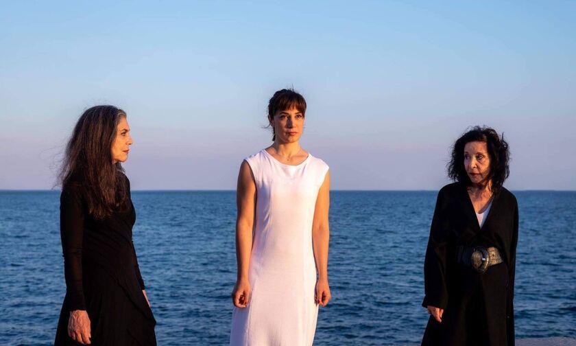 «Φαίδρα» με τις Μίνα Αδαμάκη και Σαβίνα Γιαννάτου (vid)