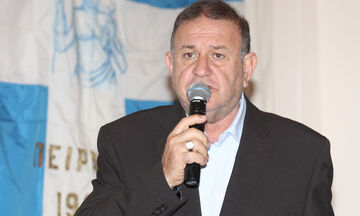 ΕΠΣ Πειραιά: Οι δηλώσεις του νέου προέδρου Γιάννη Σπάθα (vid)