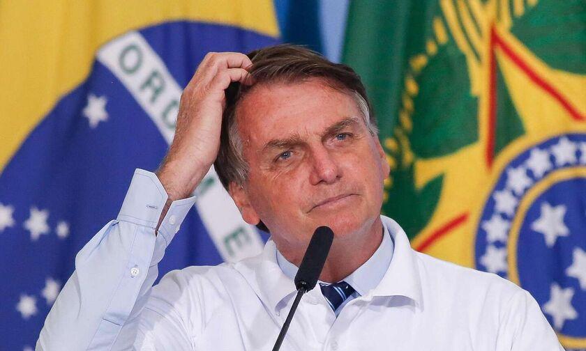 Βραζιλία: Ο Μπολσονάρου ζητά από τη Pfizer να επισπεύσει την παράδοση εμβολίων