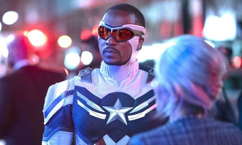 MCU: Ο Anthony Mackie αποκαλύπτει για πόσο ακόμη θέλει να είναι ο Captain America