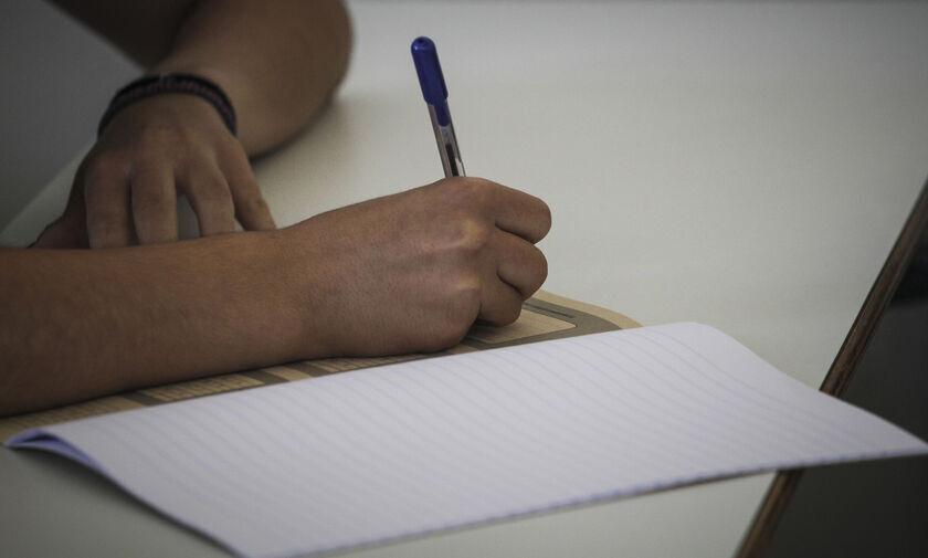 Πανελλήνιες 2021: Το πρόγραμμα των ειδικών μαθημάτων για Γενικά Λύκεια και ΕΠΑΛ