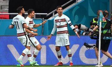 Ουγγαρία - Πορτογαλία 0-3: Τρίποντο με Γκερέιρο και τον CR7 των ρεκόρ (Ηighlights)!