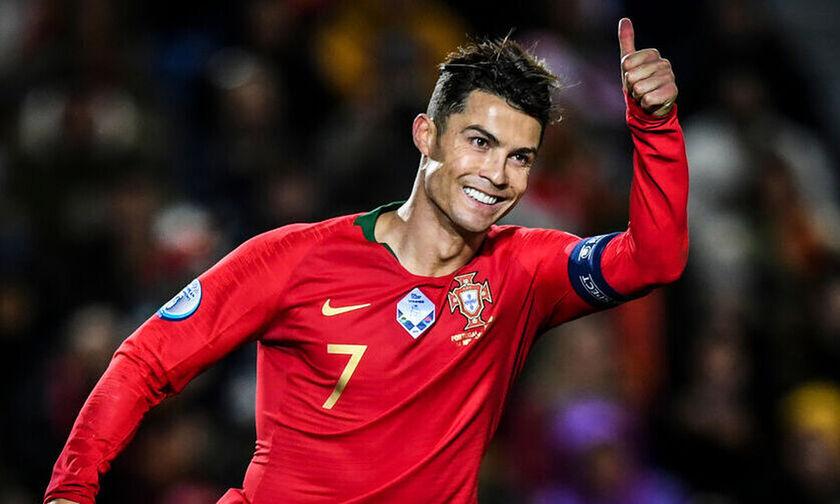 Euro 2020: Κριστιάνο Ρονάλντο: Ο κορυφαίος σκόρερ όλων των εποχών (vids)