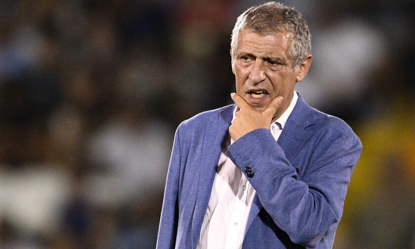 Ουγγαρία - Πορτογαλία 0-3: Σάντος: «Κάνει λάθος όποιος λέει ότι δεν είναι δίκαιο αποτέλεσμα»