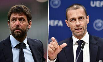 Επιστολή της UEFA προς τη Γιουβέντους επιβεβαιώνει την παρουσία της στο επόμενο Champions League!