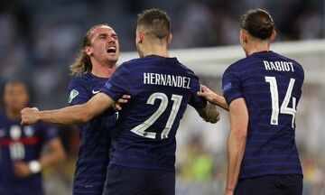 Euro 2020: Γαλλία – Γερμανία 1-0: Έδειξε τα… δόντια της (highlights)