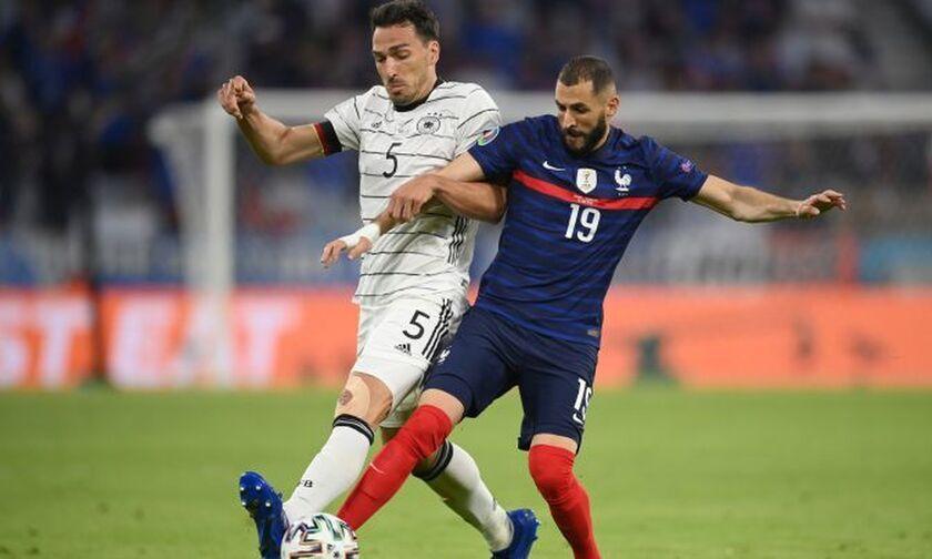 Γερμανία - Γαλλία 0-1: Ακυρώθηκαν, λόγω οφσάιντ, τέρματα των Εμπαπέ και Μπενζεμά (vid)!
