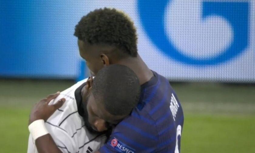EURO 2020: Η UEFA δεν τιμωρεί τον Ρούντιγκερ!