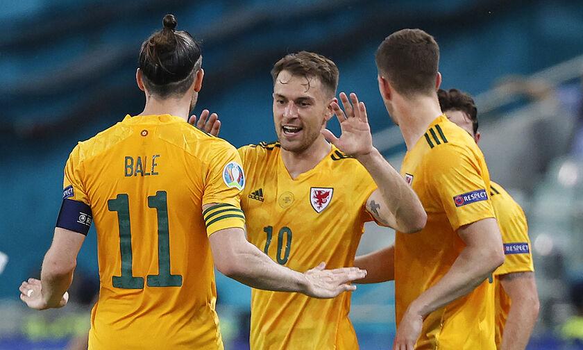 Τουρκία - Ουαλία 0-2: Μαέστρος Μπέιλ, εκτελεστές Ράμσεϊ και Ρόμπερτς! (vids, highlights)