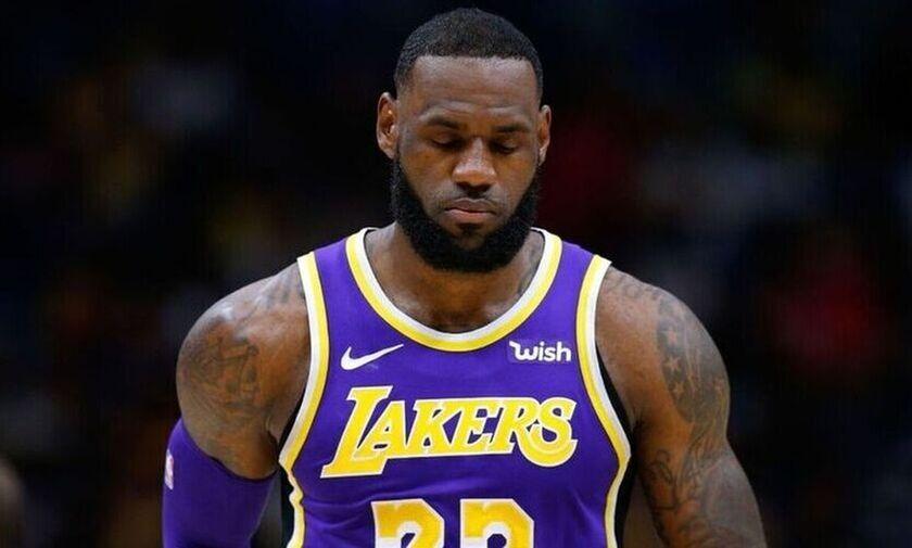 NBA: ΛεΜπρόν στους παίκτες: «Δεν με ακούγατε…» (pic)