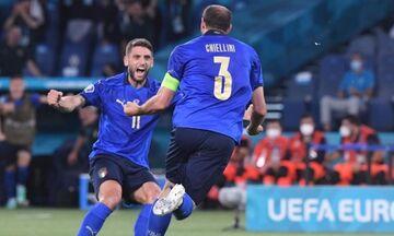 Ιταλία - Ελβετία: Το ακυρωθέν γκολ του Κιελίνι και οι καλύτερες φάσεις (vids)